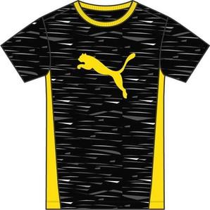 PUMA プーマ【ジュニア トレーニングウェア】SS Tシャツ 591883 01PUMA BLACK 8枚セット!