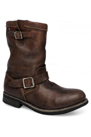 1足からご注文出来ます! REPLAY 本革高級ブーツ 定価50000円が超激安!!儲かるブーツ!