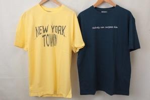 キングサイズ 紳士 綿100% プリントTシャツ 2柄アソート  20枚セット 29-40410