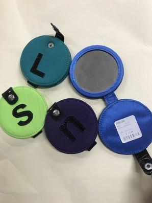土曜市!KITSON コンパクト ミラー 手鏡 kitson 上代1200円以上 49個 ⑤SET限定