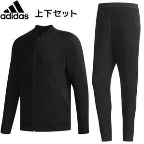 adidas M ID クォーターニット フルジップ ジャケット&ジョガーパンツ EUA02&EUA01 7組入り!