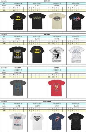 バットマンなど!FIFTH SUN (USAライセンスアパレル)半袖Tシャツ 30枚セット