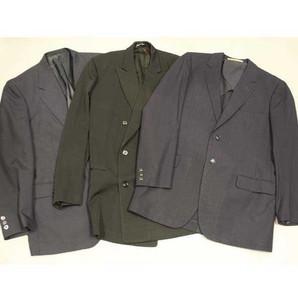 今回スーツ上下多めです! 追加1セット twoway出品 中古紳士ジャケット&スラックス 込み込み30点セット