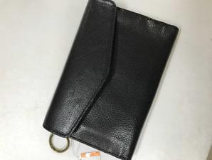 ハロルズギア HAROLD'S GEAR 財布ハーフウォレット 新品未使用