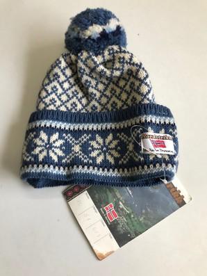 土曜市!【Nordstrikk】ノルウェー製 ニット帽