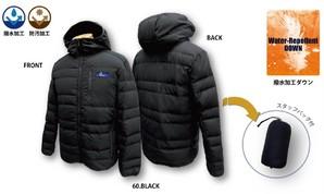 【ペンフィールド/PENFIELD】メンズ 撥水ダウン プレーンフードジャケット 4色展開 12枚セット