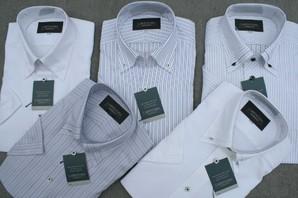 フレックス半袖Yシャツ イレギュラーサイズ 4セットのみ 画像は前回の物  Sサイズ 3L 4L 5L