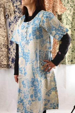インドエスニック コットンロングドレス デザインアソート 50枚セット
