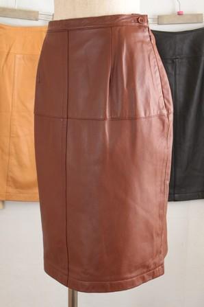超高級品!上代60000円!ラム本革!スカート 100本限定1セット なんと1000円切り!