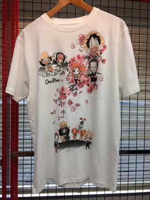 ワンピース和柄Tシャツ 20枚セット!!