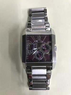 花金!ポリス 腕時計 定価25000円 メンズ