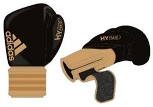 HYBRID 200 BOXING GLOVES 37入り ADIH200