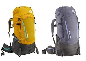 【THE NORTH FACE】ノースフェイス W TERRA 55 デイバッグ リュックサック 2色展開 2個セット