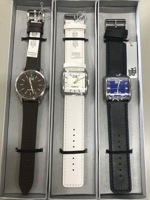 ToST-bb 腕時計 定価5800円 三個SET! 電池切れ品