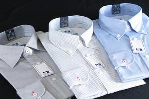 フレックス 大手デパートでも販売 LE COGNE 高級長袖Yシャツ 30枚入り