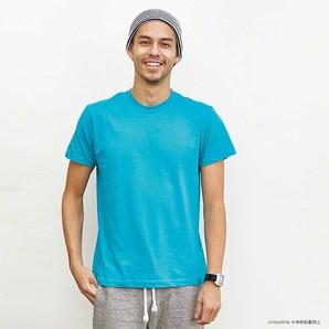 DESLAWER 5806-01 4.0オンス プロモーション Tシャツ メンズ