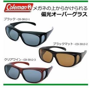 Coleman 偏光オーバーグラス  CO3012・COV01・CO09