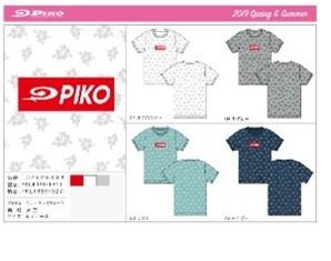 【PIKO】ピコレディース Tee(新作) 102928407