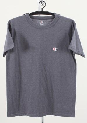紳士Champion丸首ワンポイント半袖T/CTシャツ 24枚セット 13126308