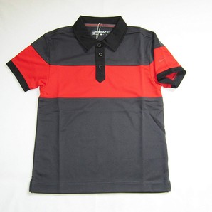 【NIKE】ナイキ GOLF 401494 キッズ SWITCHING POLO SHIRT 切り替え ポロシャツ  ¥4900