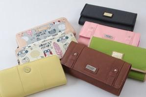 最新 moamoa系 カワヨシ 婦人財布! 50個アソート福箱 念願の再入荷