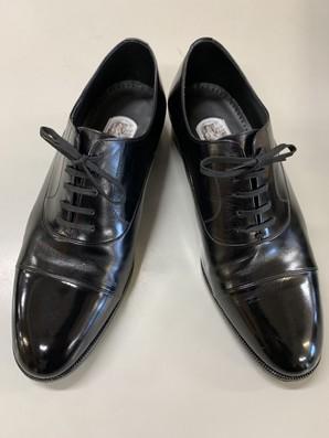 買い取り案件の靴定価30000円以上!!しかも試着程度の美品MARELLI マレリー本革シューズ日本製