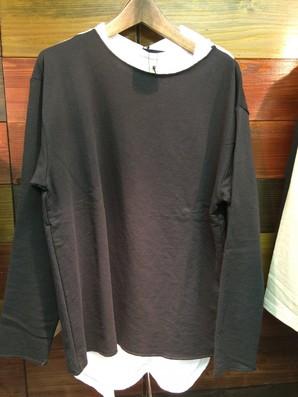 Quash(クワッシュ)インレイTシャツ&ワッフルタンクトップアンサンブル Q777-41S 16枚アソート!