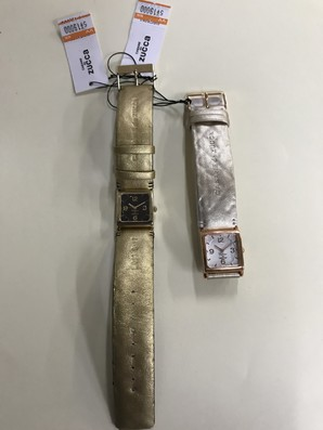 ZUCCA 時計2点のみ 定価19000円