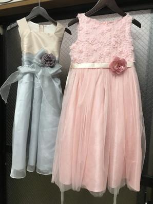 ユーズド品キッズのアメリカ製ドレス②点SET!