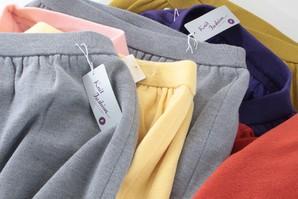 日本製 ウール100% 高級スカート