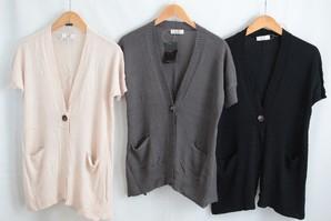 大阪買付品 レディスポンチョ風ニットセーター 39枚セット 1セット限定