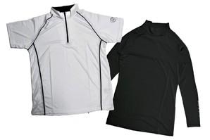 メンズスポーツTシャツ2点セット(4セット限定)