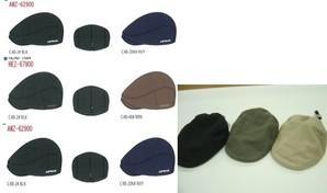 メンズ ブランド ハンチング キャップ 帽子 こみこみ 30個セット