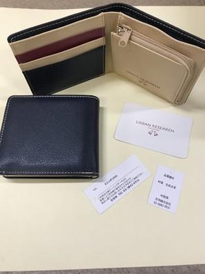 メルカリで3000円で売れてました! アーバンリサーチの財布がワンコイン!!29個のみ!