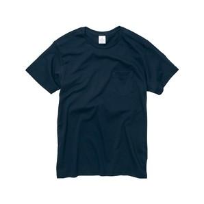 4.7オンス ファインジャージー Tシャツ(ポケット付)Lのみ!