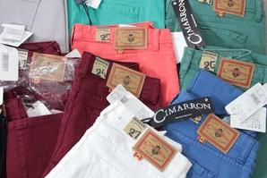 気絶安!CIMARRON/シマロン レディス ストレッチパンツ カラー 30本激安セット 上代15000円クラス