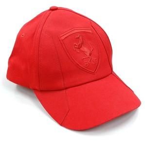 【PUMA/プーマ】Ferrari フェラーリコラボ ライフスタイルキャップ 10個セット 品番:560961